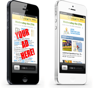 Advertise Your Business to Mobile Consumers